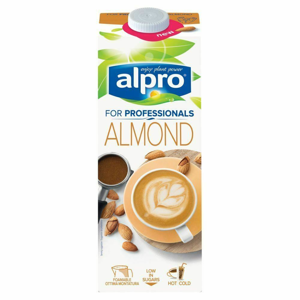 Alpro Almond Milk for Professionals 1L
