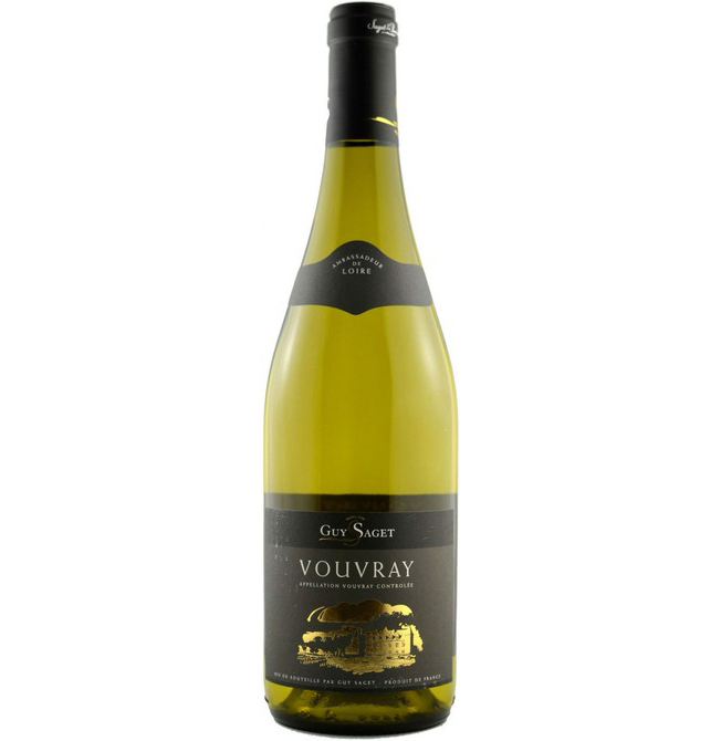 Guy Saget Vouvray 75cl