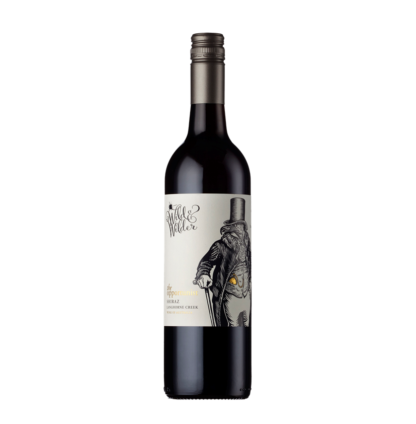 The Opportunist Shiraz 75cl (Vegan)