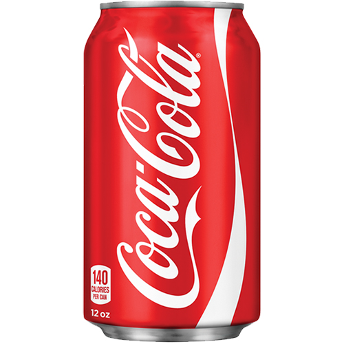 Coca Cola tin 330ml