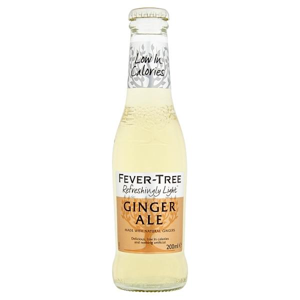 Fever-Tree Premium Ginger Ale 200ml