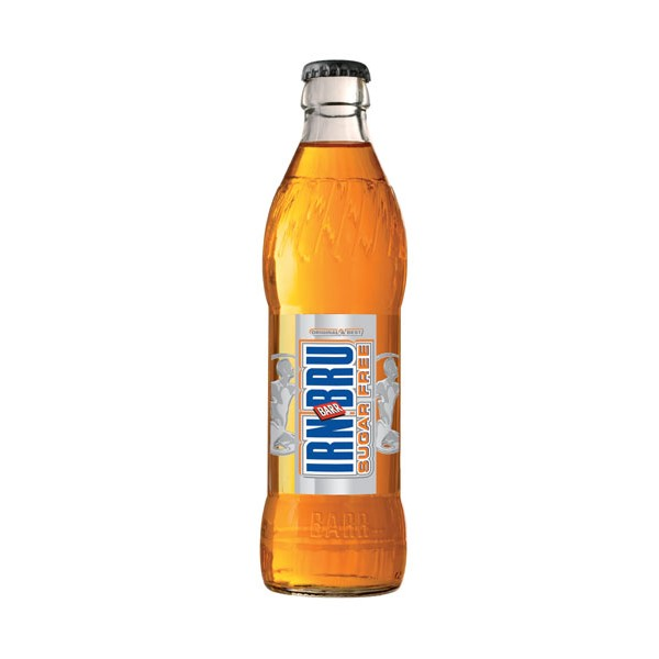 Diet Irn Bru Glass 330ml