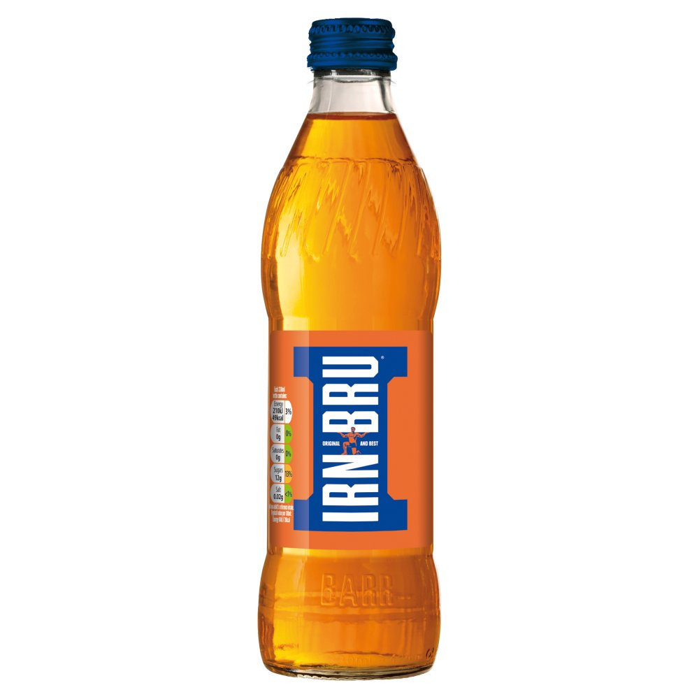 Irn Bru Glass 330ml