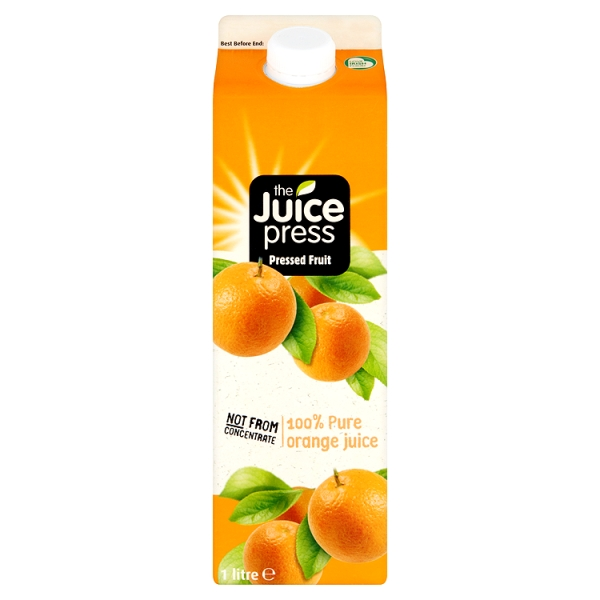 Juice Press Orange Juice 1L
