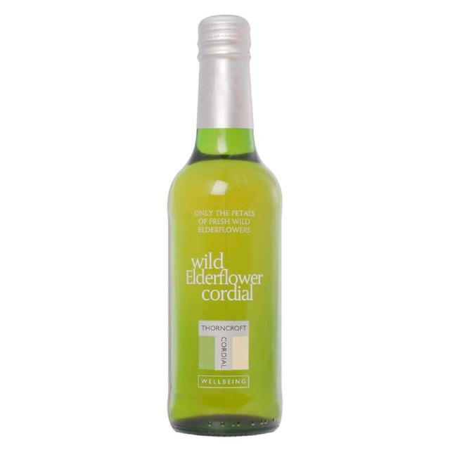 Thorncroft Elderflower Cordial 330ml