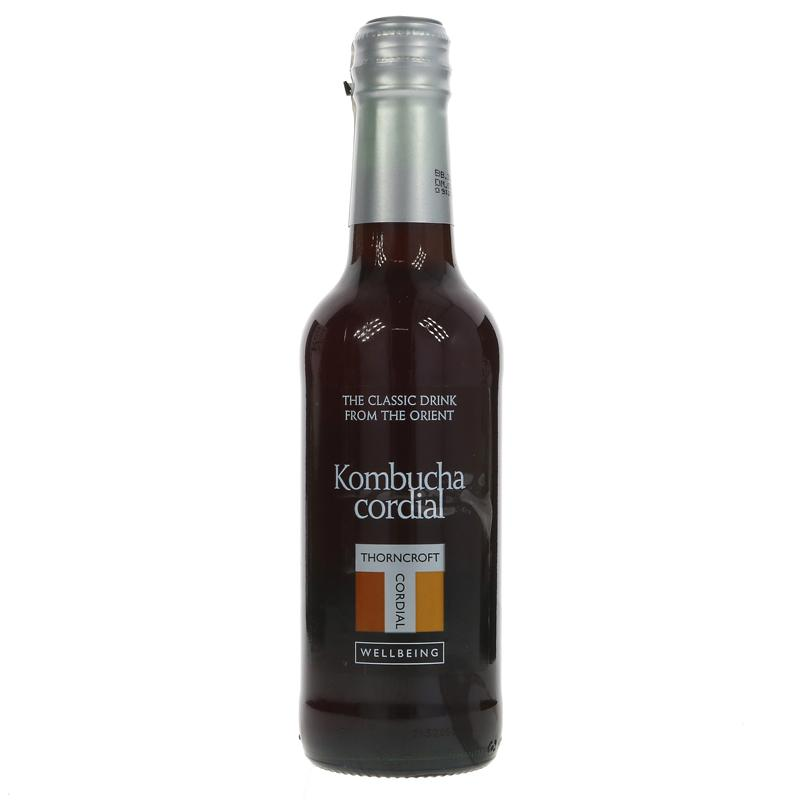 Thorncroft Kombucha Cordial 330ml