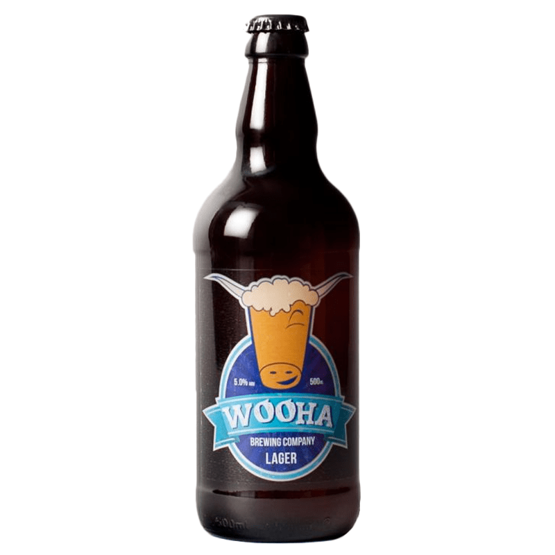 Wooha Lager 500ml