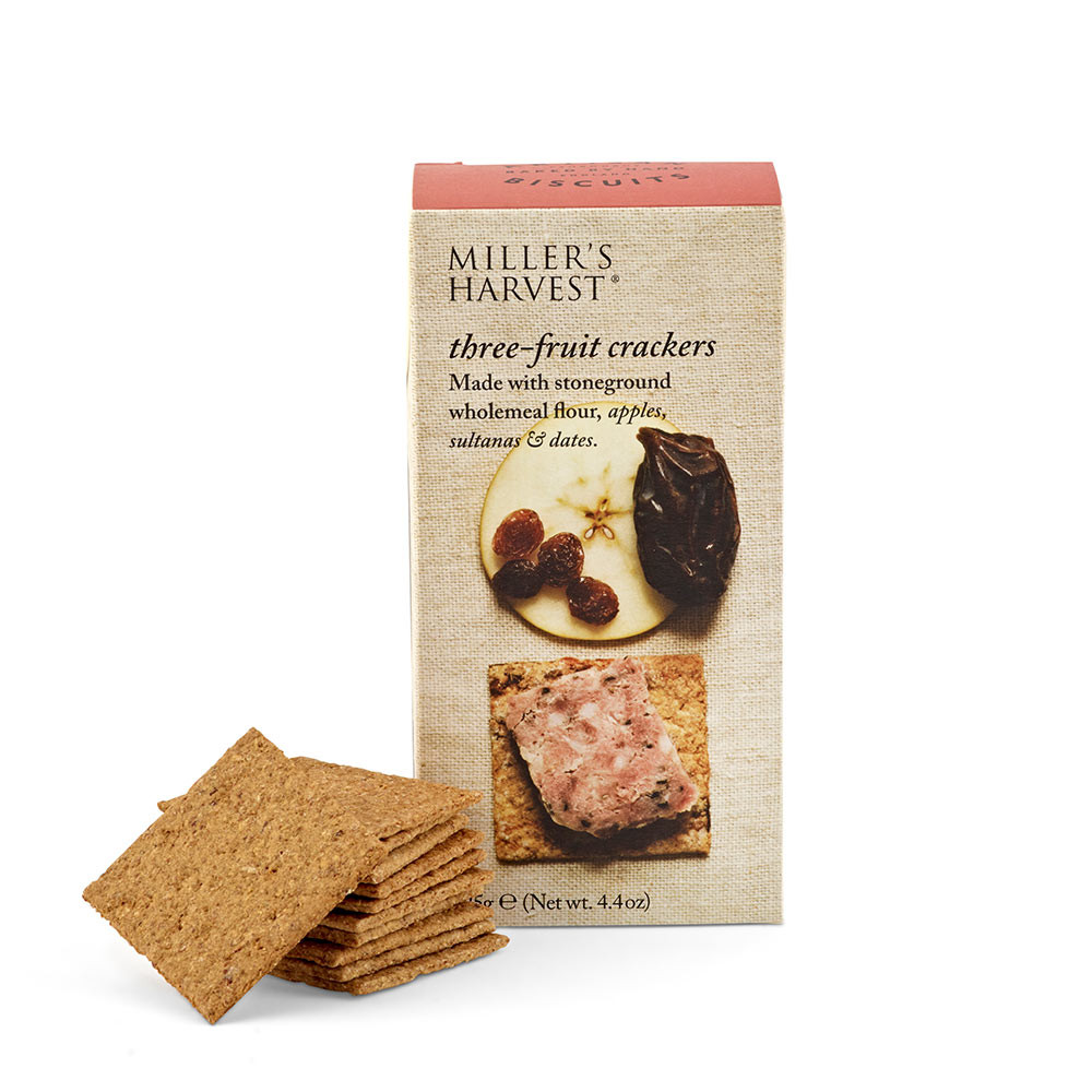 Millers 3 Nut Crackers 125g