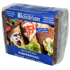 Bavarian Organic Pumpernickel (order)