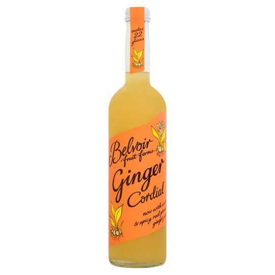 Belvoir Ginger Cordial 50cl