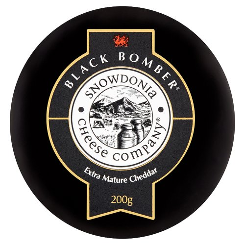 Snowdonia Black Bomber Truckle 200g