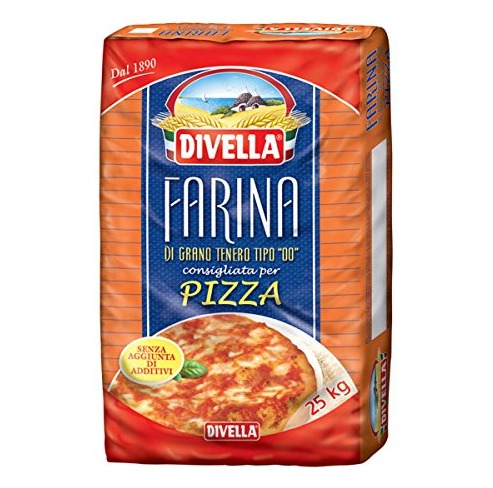 Divella (red) Pizza And Bread Flour 1kg