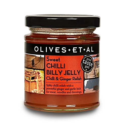Olives Et Al Sweet Chilli Billy Jelly 210g