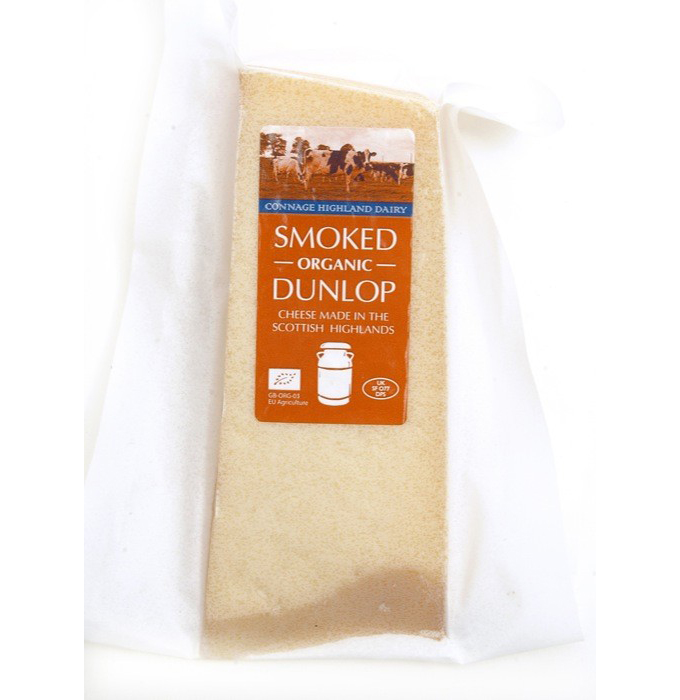 Connage Organic Smoked Dunlop 205g (nom)