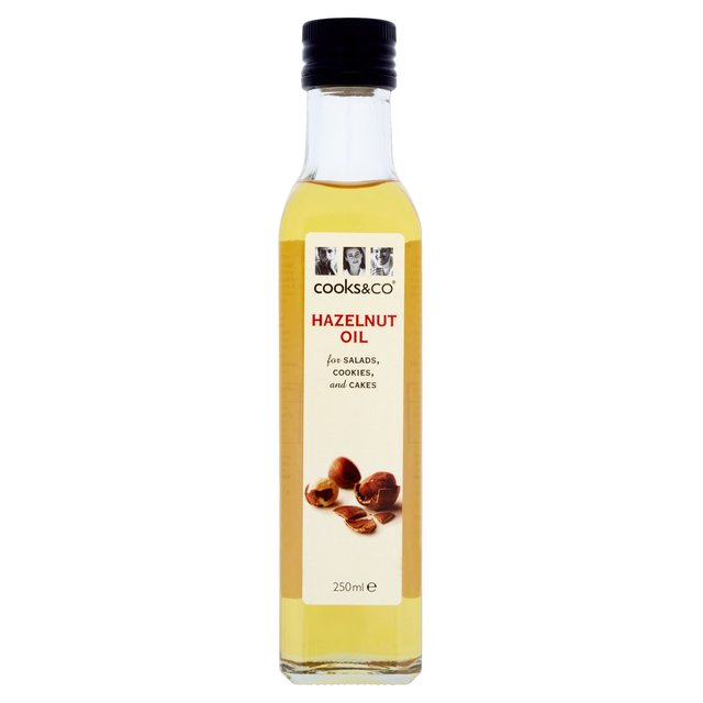 Cooks & Co Hazelnut Oil 250mL