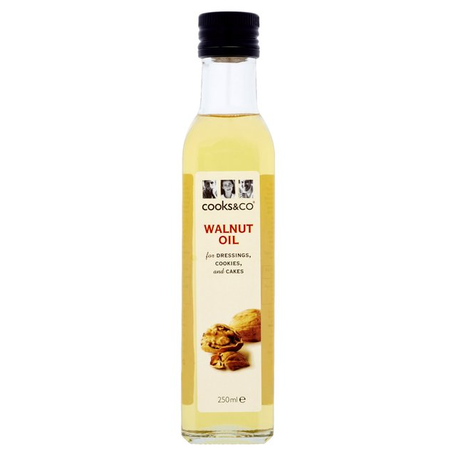 Cooks & Co Walnut Oil 250mL