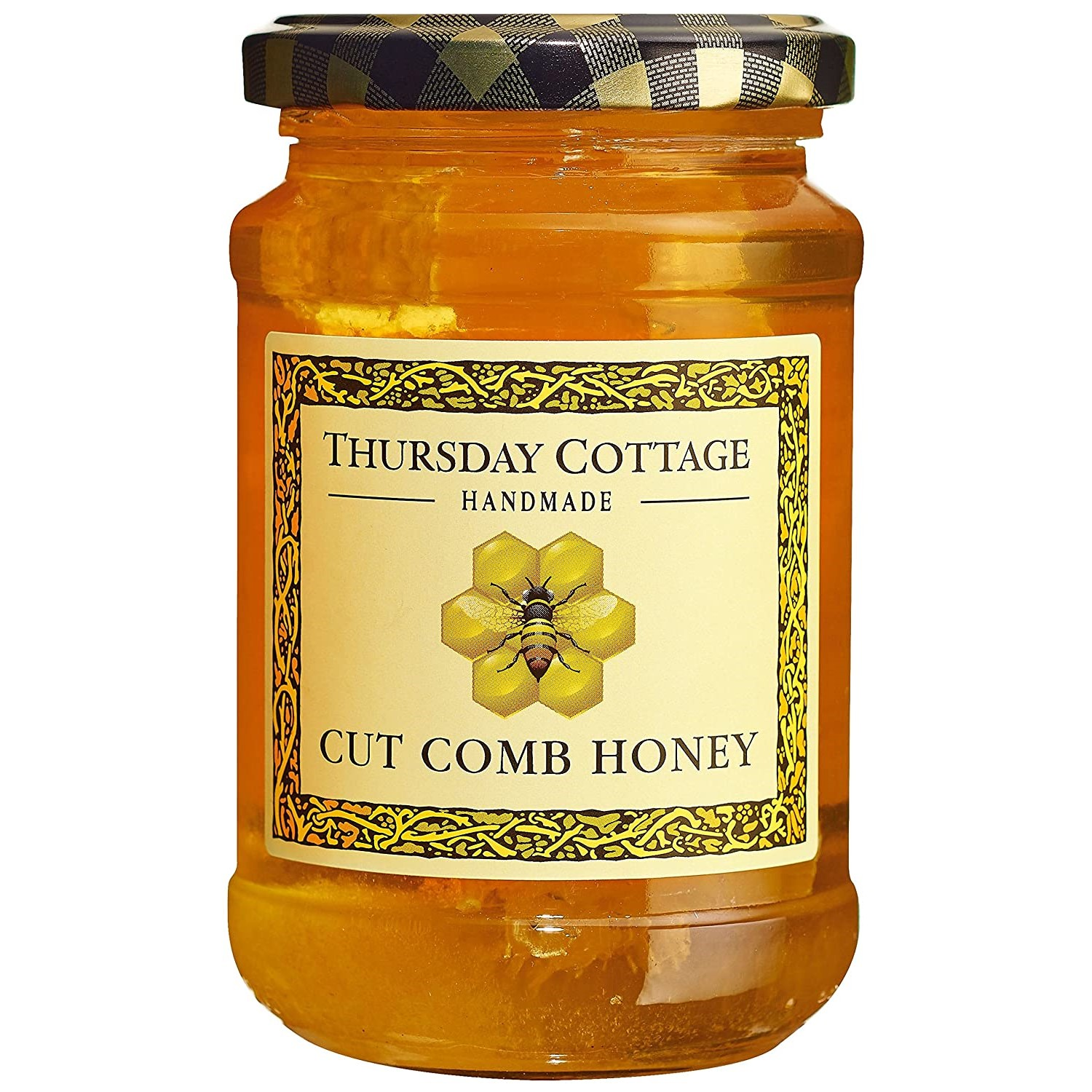 Thursday Cottage Handmade Cut Comb Honey 340g