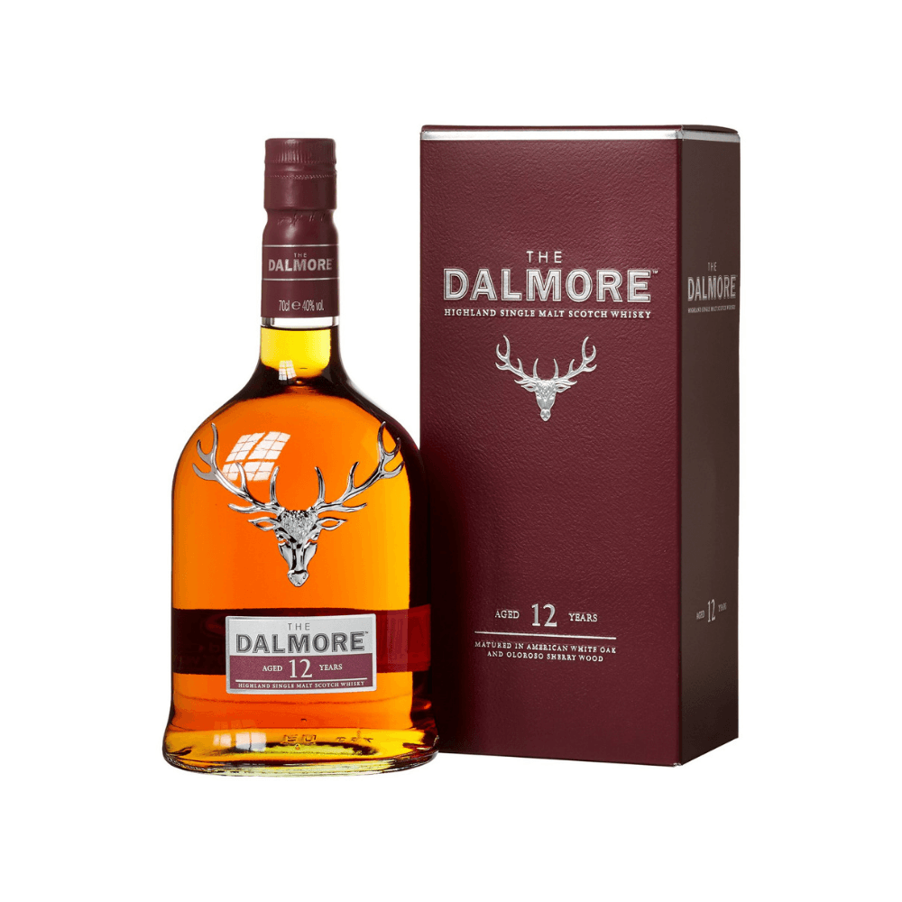 The Dalmore 12YO Malt 70cl