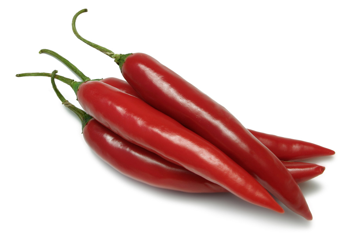 Chilli Red (each)