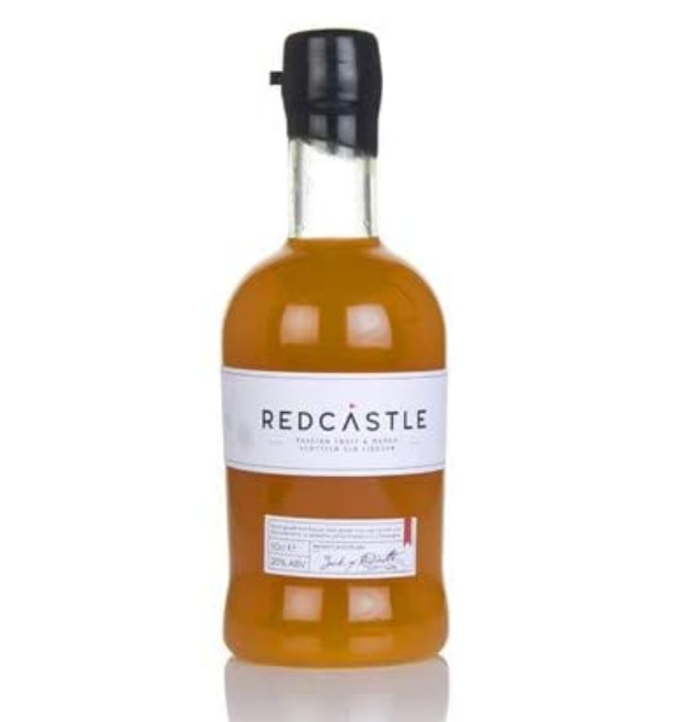 Redcastle Passion Fruit & Mango Gin 20cL