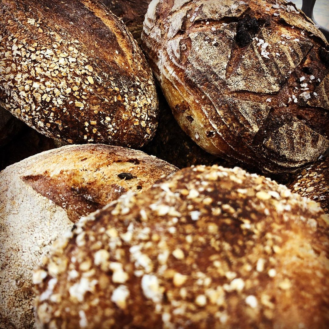 The Bakery Olive Sourdough 700g