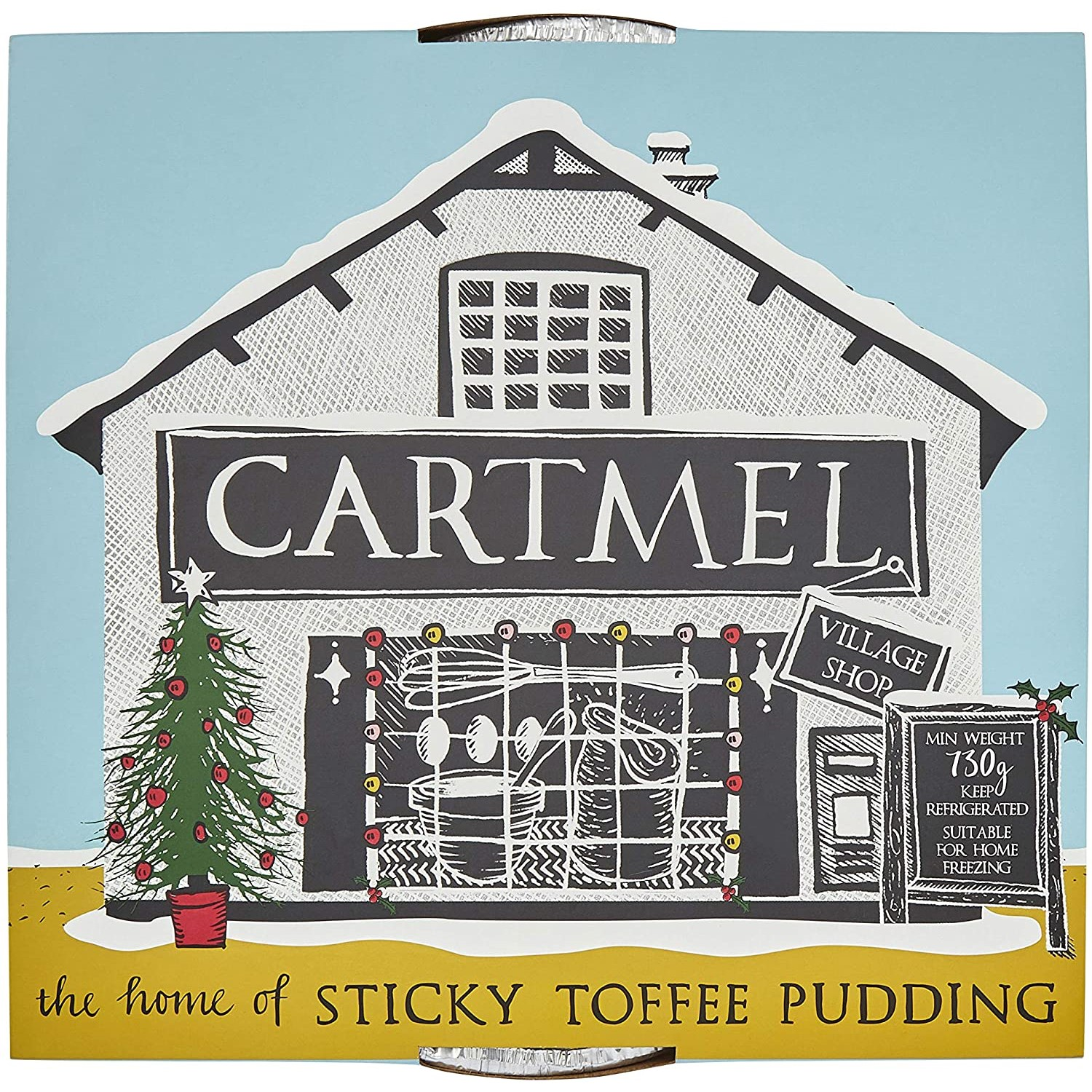 Cartmel Sticky Toffee Pudding 730g