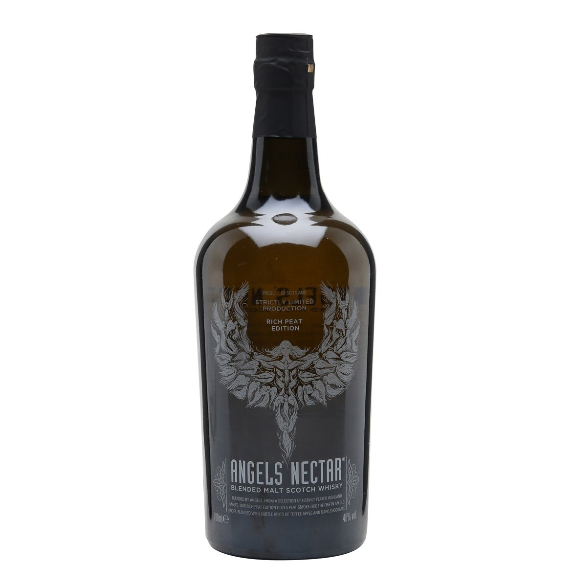 Angels Nectar Rich Peat Edition 70cl