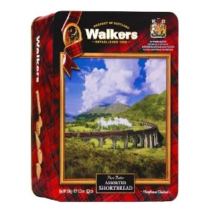 Walkers Glenfinnan Shortbread