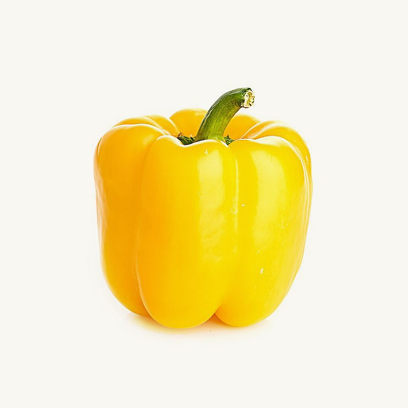 Capsicums Yellow (ea)