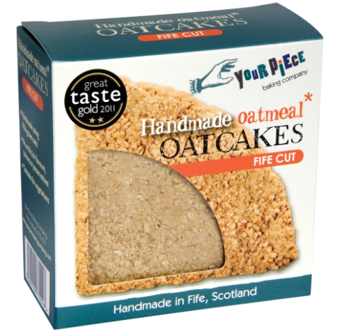 Your Piece Oatmeal Oatcakes 150g
