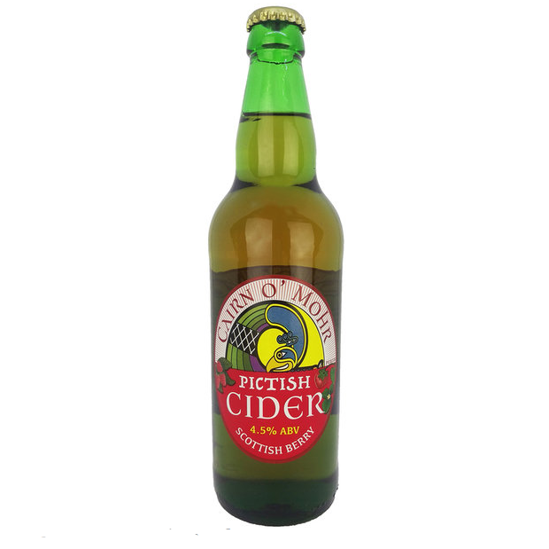 Cairn O' Mohr Pictish Cider Scottish Berry 50cL