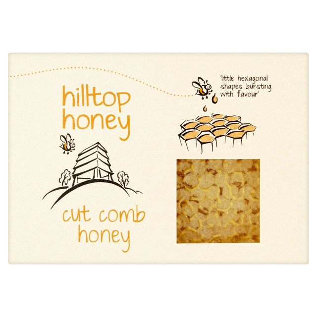 Hilltop Cut Comb Honey 200g