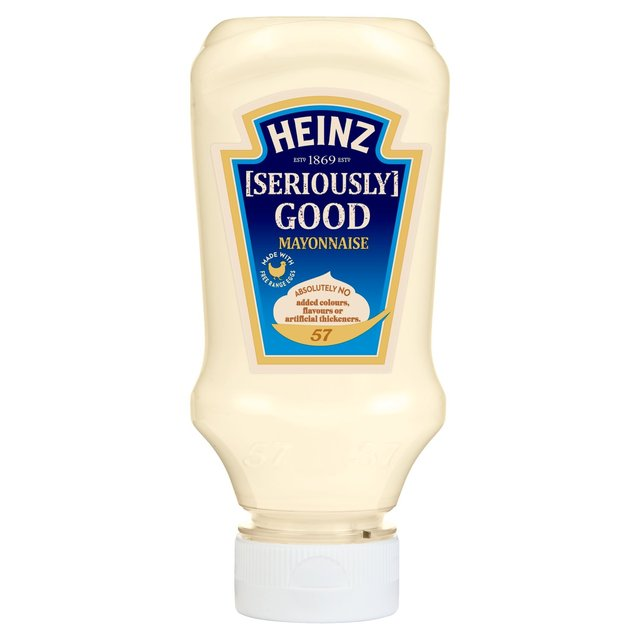 Heinz Squeezy Mayonnaise 220mL