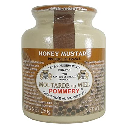 Pommery Moutarde Au Meil (honey) 250g