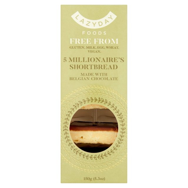 Lazy Day Millionaire Shortbread 150g