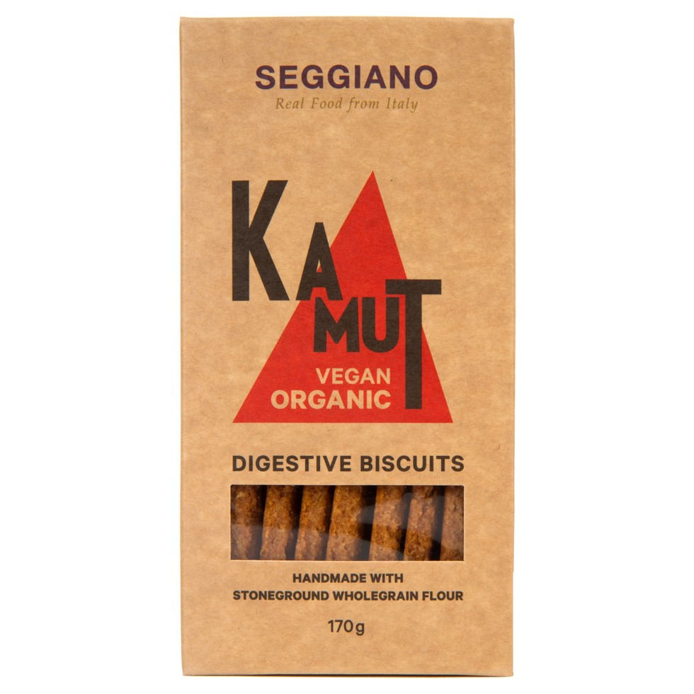 Seggiano Kamut Biscuits 170g