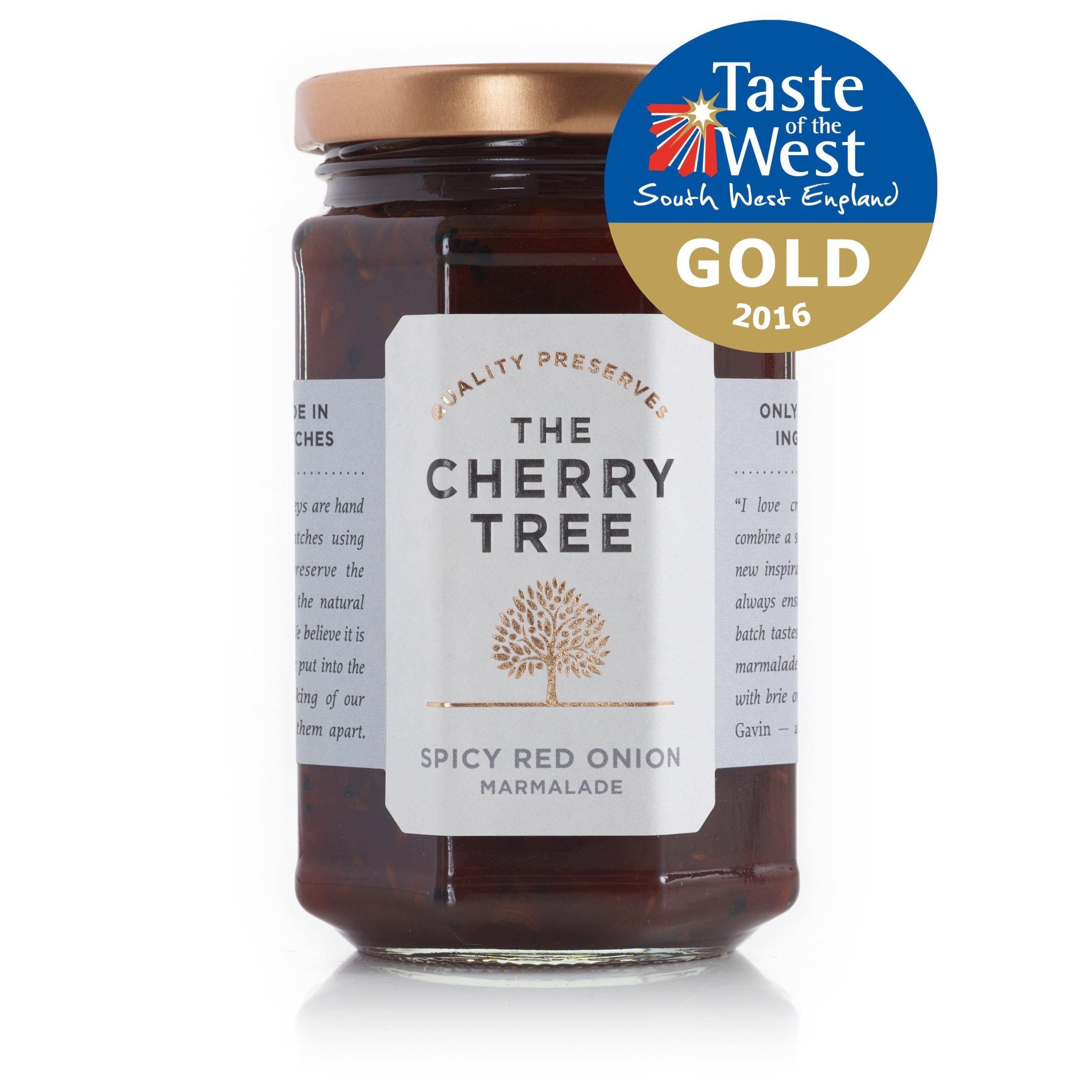 Cherry Tree Spicy Red Onion Marmalade 320g