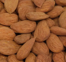Bramik Whole Almonds 125g