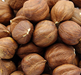 Bramik Whole Hazelnuts 100g