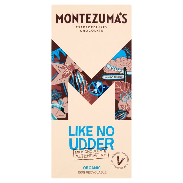 Montezuma\\\'s Like No Udder 90g