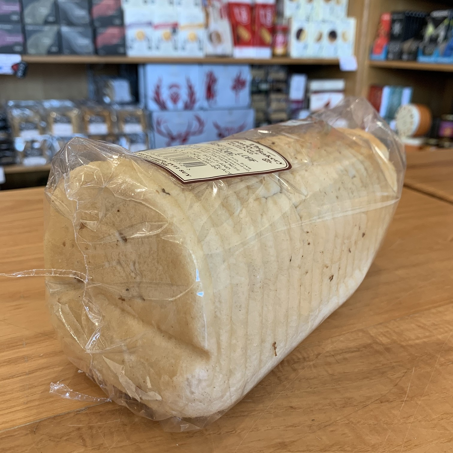 Cromarty Bakery Biscuit Loaf 400g