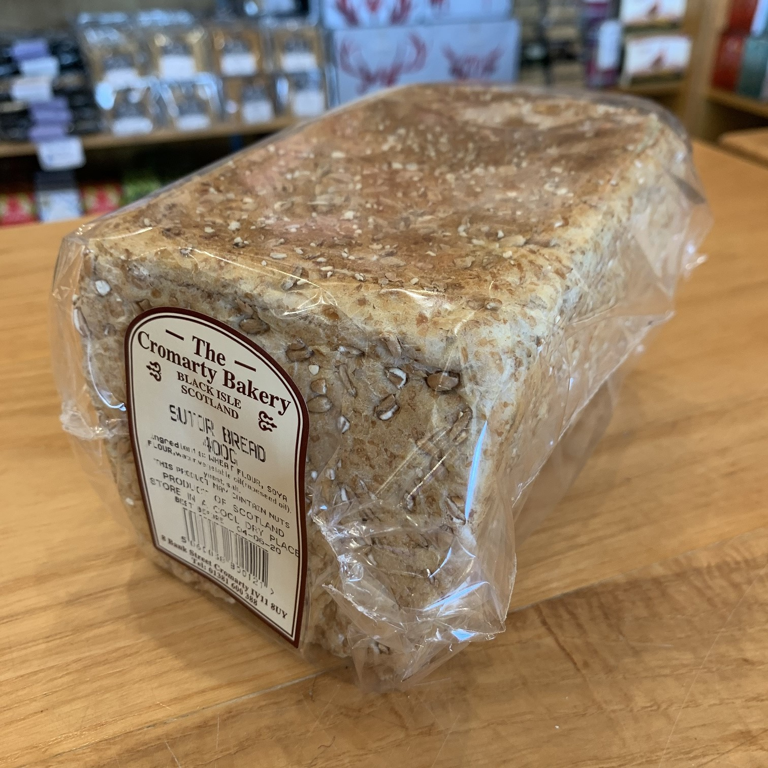 Cromarty Bakery Sutor Loaf 400g