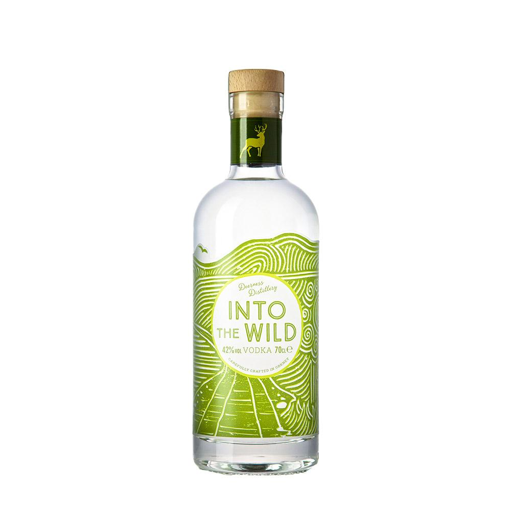 Deerness Orkney -Into the Wild- Vodka 70cl