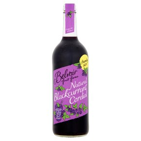 Belvoir Blackcurrant Cordial 75cl