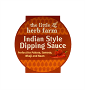 Little Herb Farm Indian Style Dipping Sauce 200g