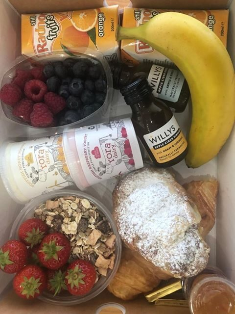 Breakfast Box (non-alcoholic)