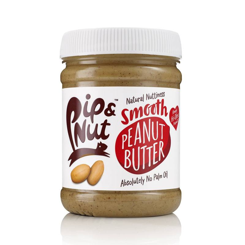 Pip & Nut Peanut Butter Smooth 225g