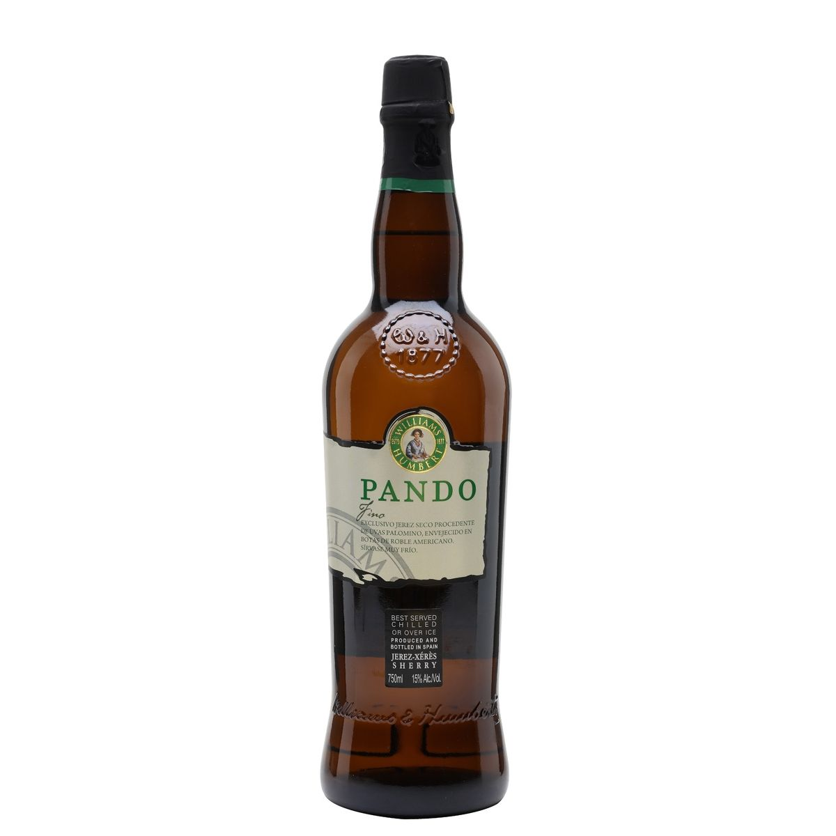 Williams & Humbert Pando Sherry 75cl