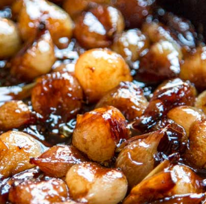 Chargrilled Balsamic Pearl Onions 200g