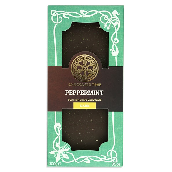 Chocolate Tree Peppermint 70% 100g